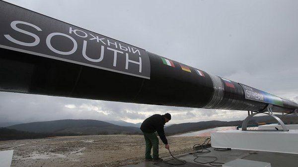 Газпром утвердил схему маршрута по Турецкому потоку