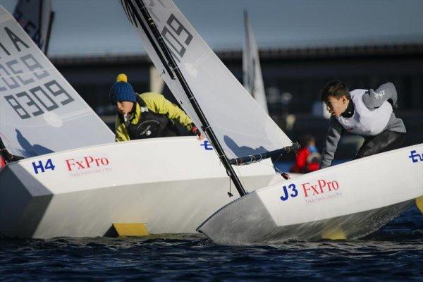 Соревнования Optimist Team Race в Монако прошли при поддержке FxPro