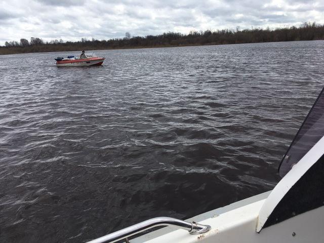 В Коми поймали судно без бортового номера