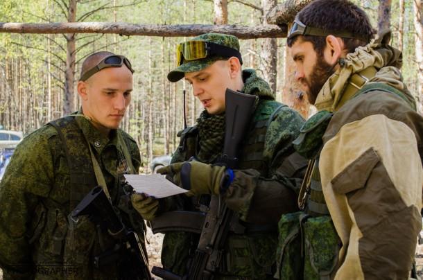 Под Ухтой сразятся войска НАТО и СССР
