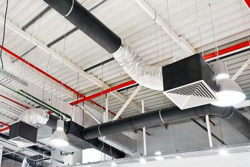 Монтаж вентиляционной системы по доступным ценам