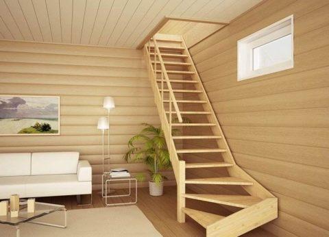 Большой выбор различных комплектующих для изготовления лестниц для дома